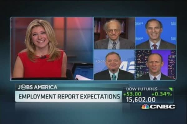 Weather 'serious factor' in jobs report: Goolsbee