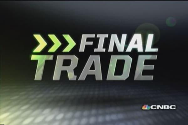 FMHR Final Trade: MUR, TOL, BAC & MA