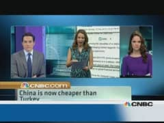 Are Chinese shares the world's cheapest?