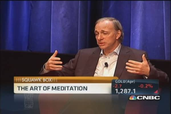 Meditation pays off for these high-profile names