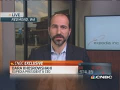 Expedia CEO: Weather affecting consumer experience