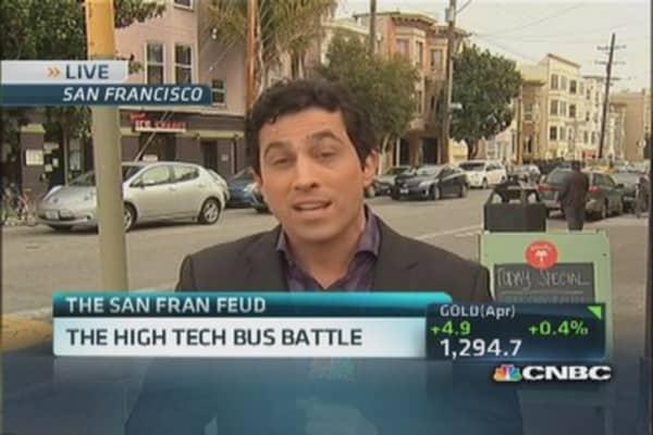 The San Fran fued