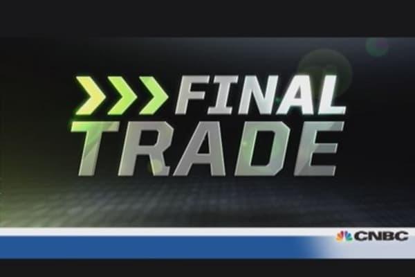 Fast Money Final Trade: HD, SGG, PACD, LNC,