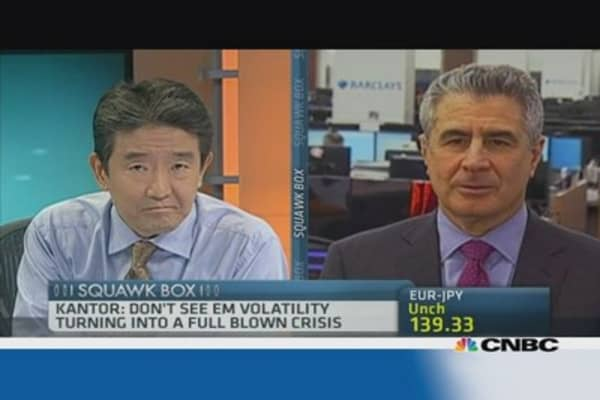 China is biggest risks for EMs: Barclays