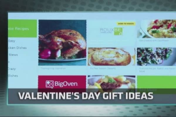 Tech Yeah! Valentine's Day surprises