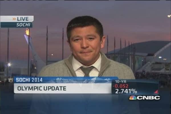 Sochi: USA Snowboarding shines