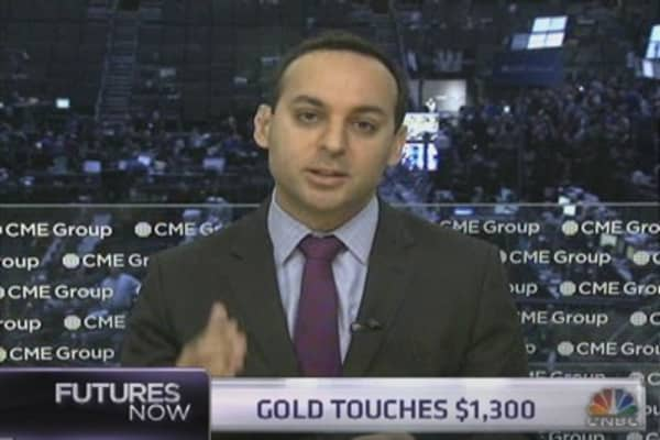 Here¿s how far gold can rise: Trader
