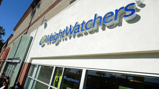 A Weight Watchers center in Culver City, Calif.