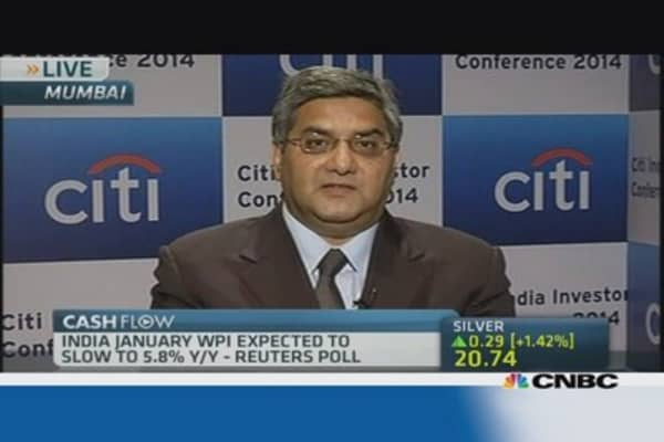 RBI downplays WPI importance: Citi