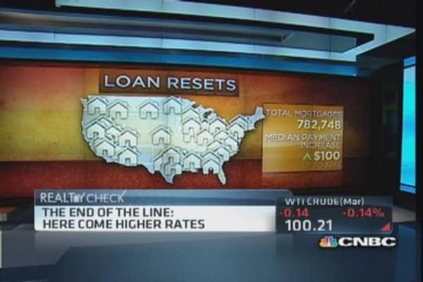 Loan modification impact