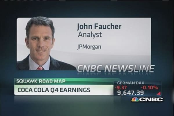 Coca-Cola facing potential health headwinds: Analyst