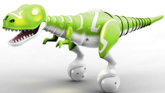 Dinosaure Boomer