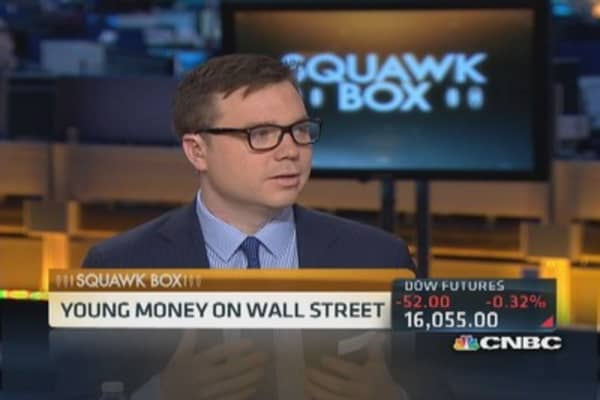 'Young Money' on Wall Street