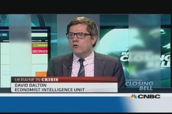 Ukraine turmoil will worsen: expert