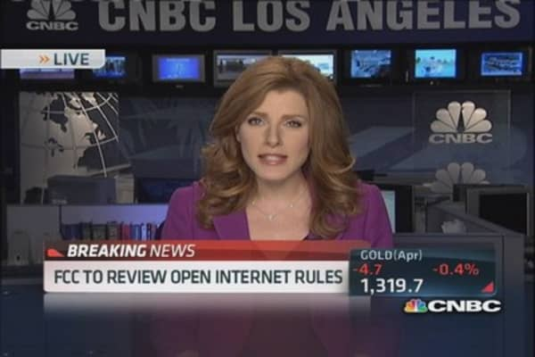 FCC to review open internet rules