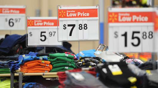 Walmart store prices
