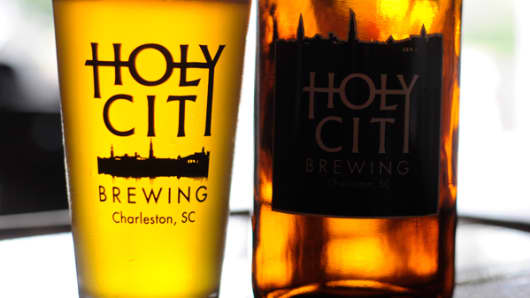 Holy City Brewing from Charleston, S.C.