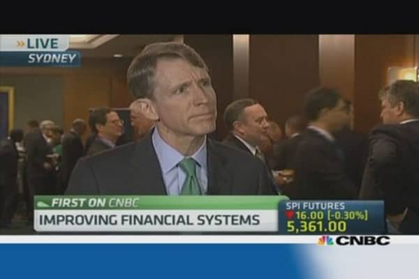 IIF: G20 should focus on regulatory agenda and EM