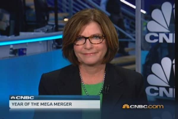 More mega-mergers looming?