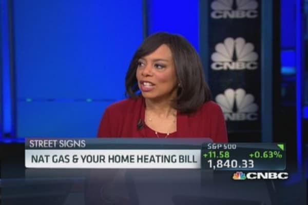 Natural gas spike will spur investment: Strategist