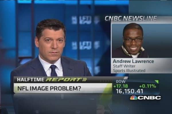 NFL image problem?