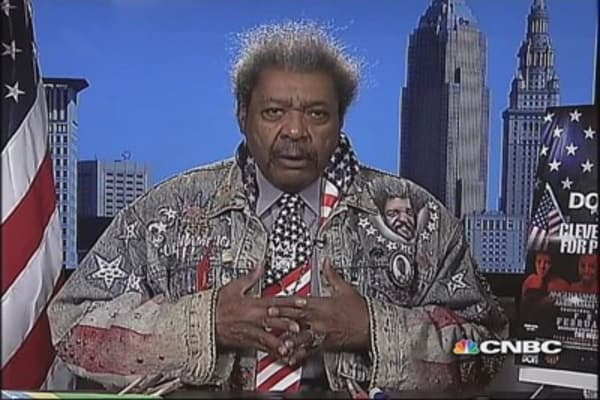 Don King: Know what you want & go get it