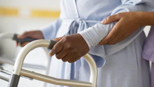 Nursing home elderly