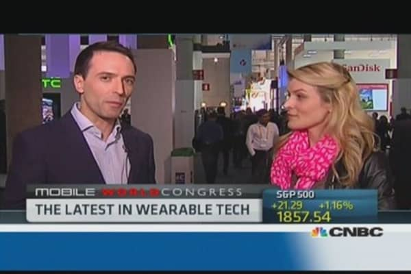 Wearable tech is in the spotlight