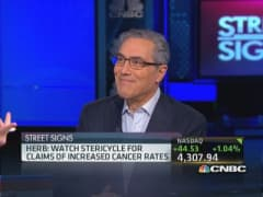 Herb Greenberg: Watch SRCL, CLH & RP