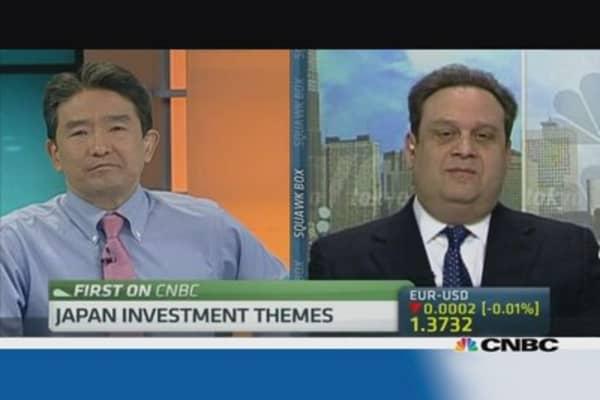 Be patient with Abenomics: Pro