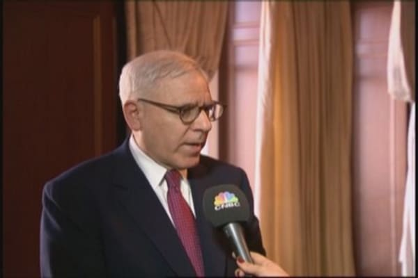 Buy energy, healthcare: Carlyle's Rubenstein