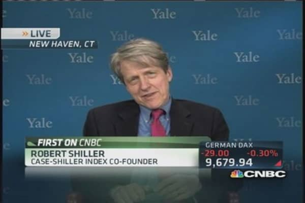 People are too impressed with high-tech: Shiller