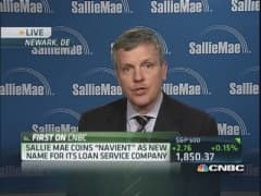 Sallie Mae CEO: Navient to run loan services operations