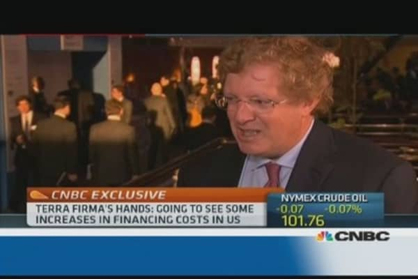 Terra Firma eyes 'substantial' privatization deals