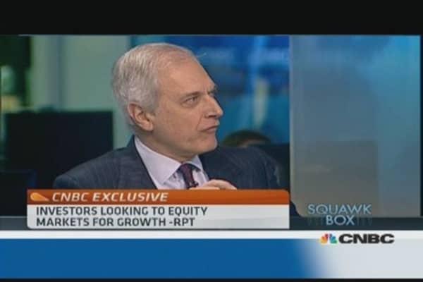Investors' confidence in equities, economy surges: Schroders