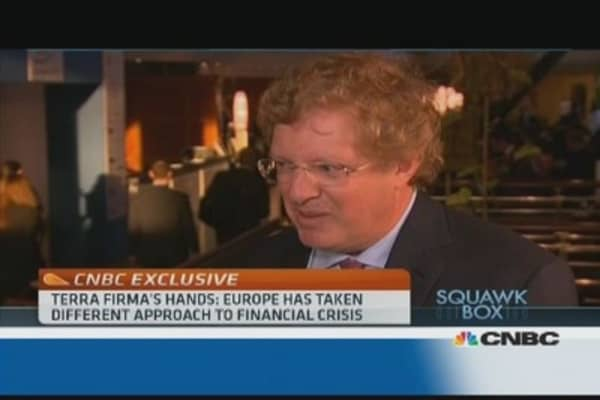 Europe is the place to invest: Terra Firma chair
