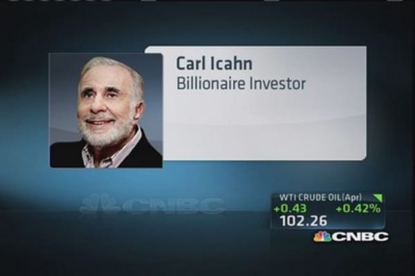 Carl Icahn pens another letter to eBay