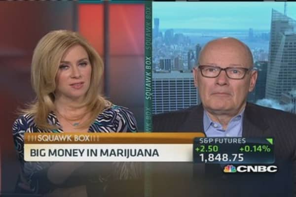 Kevin O'Leary of 'Shark Tank' reluctant to invest in pot yet