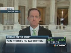 Sen. Pat Toomey: Should repeal Dodd-Frank