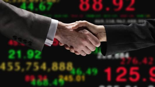 M&A dealmaking