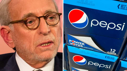 Nelson Peltz says plans to take case on Pepsi directly to shareholders.