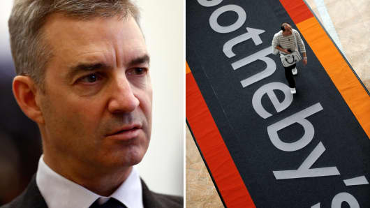 Dan Loeb to nominate three for Sotheby's board.