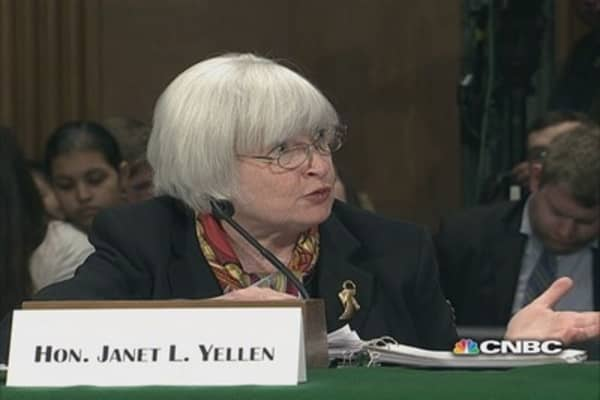 Fed can't regulate bitcoin: Yellen