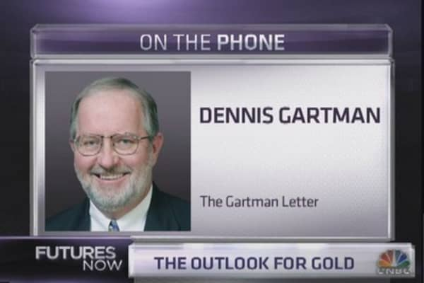Dennis Gartman: If you buy one thing, buy this
