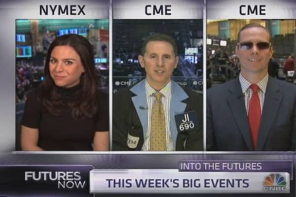 Into the futures: This week's key events