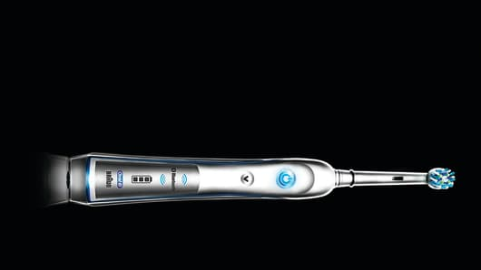 Oral-B SmartSeries toothbrush