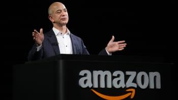 Amazon CEO Jeff Bezos.