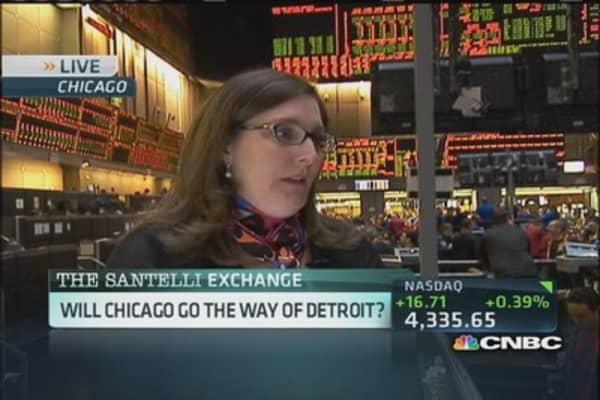 Chicago vs. Detroit: Debt, pensions & more