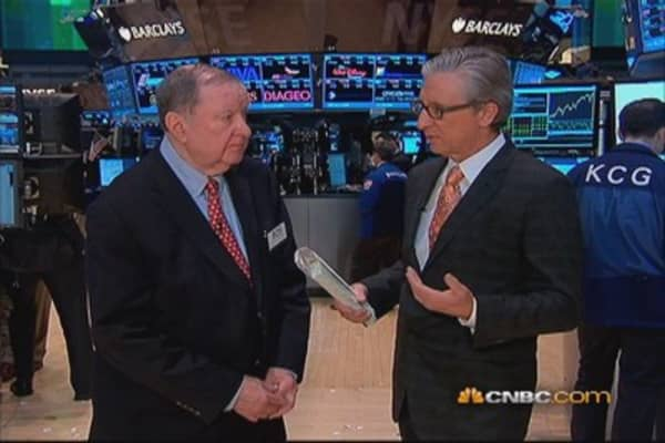 Cashin says weather providing stocks with 'get out of jail' card