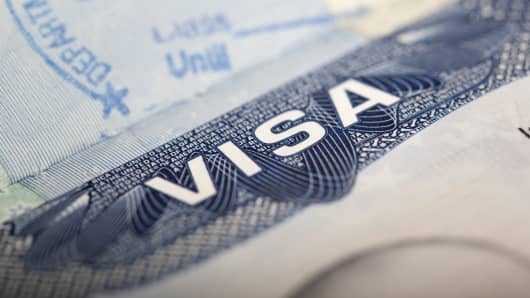 H-1B visa requests leap H 1b Visa